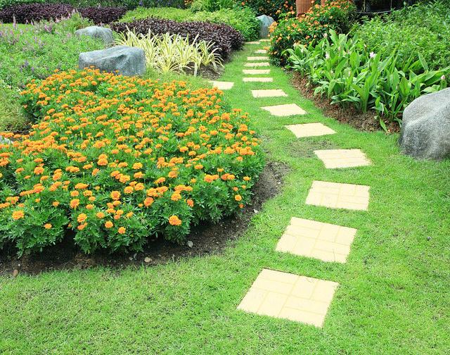 Cr ation et entretien d 39 espaces verts dans le val de marne for Entretien jardin essonne