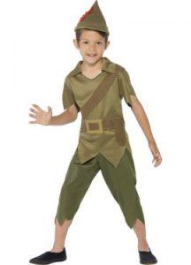 Déguisement Peter Pan pour les enfants