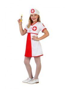 Déguisement infirmière pour les filles